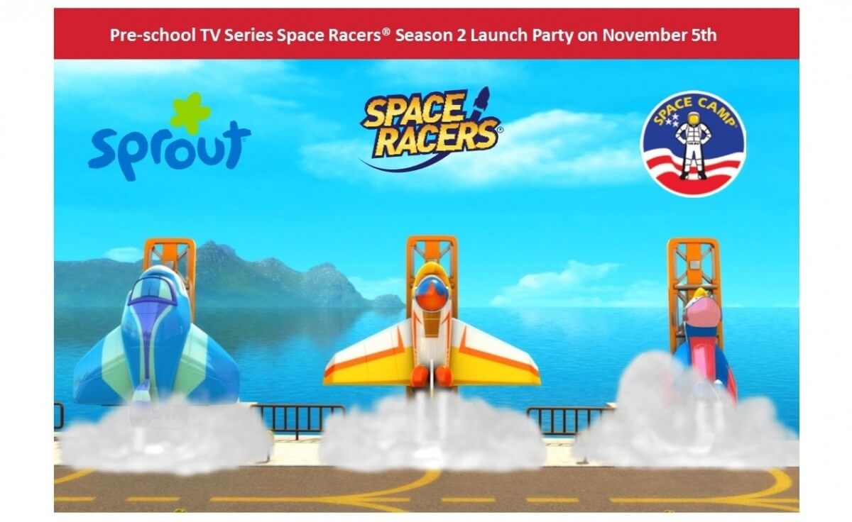 Space Racers 'Launch Day' premier to be held at Wallops