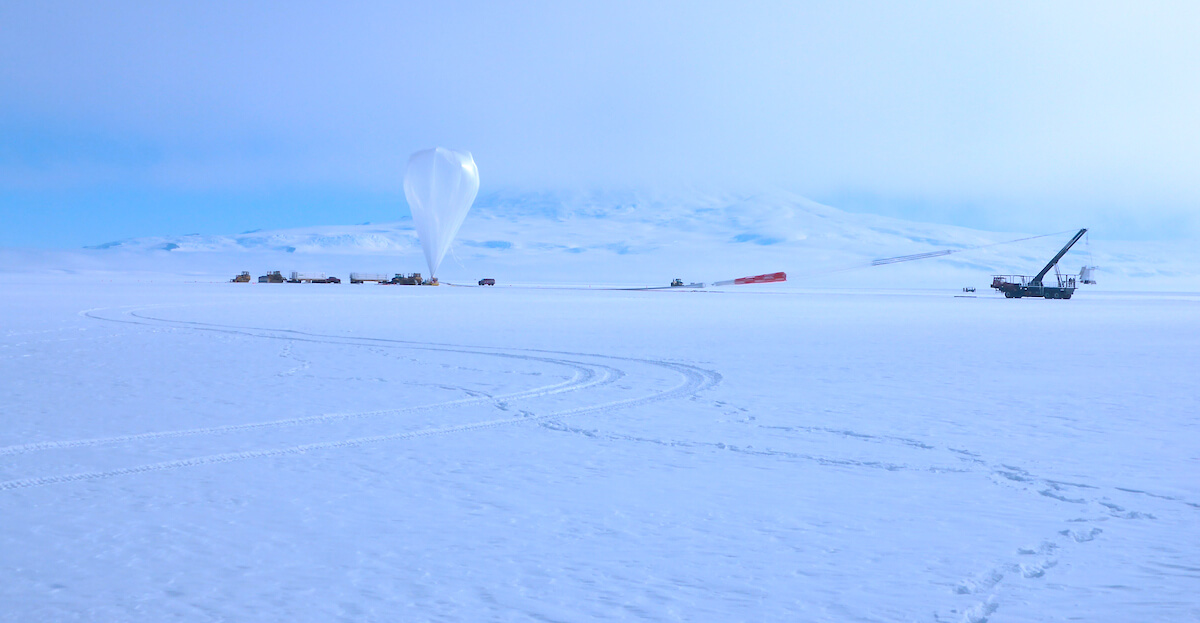 Balloons on Ice: NASA Launches Antarctica Scientific Balloon Campaign