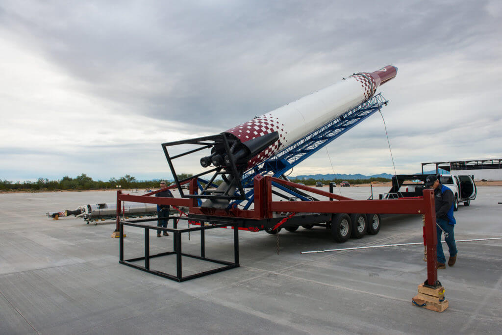 Wallops Island Scheduled Launches