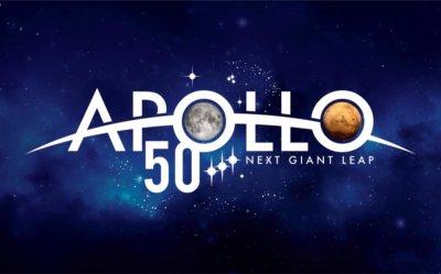 apollo 50th anniversary