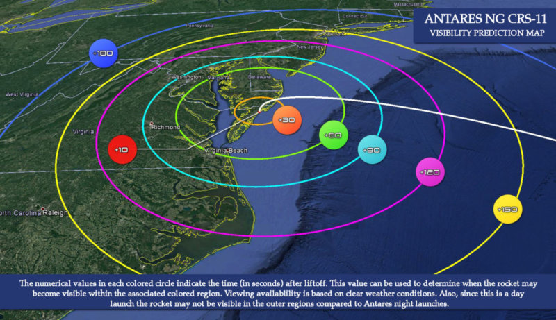 nasa wallops antares launch